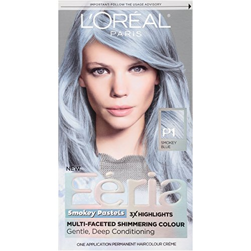Amazon Com L Oreal Paris Feria Multi Faceted Shimmering