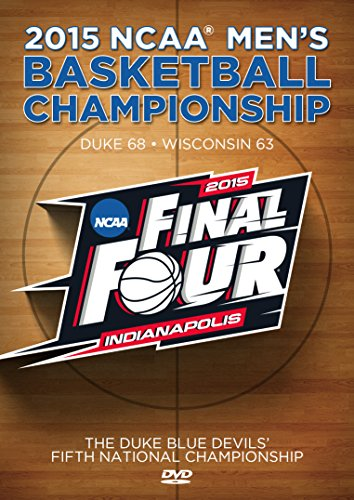 2015 NCAA Men's Basketball Championship [DVD/BD Combo] (TM6154) (Devils Mens Basketball)