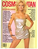 Cosmopolitan Magazine Back Issue 1995 April Issn#0010-9541