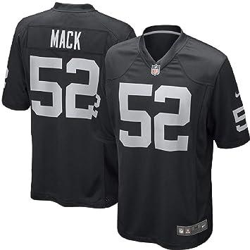 buy online 47868 62c7f Amazon.com : Nike Khalil Mack Oakland Raiders NFL Infants ...