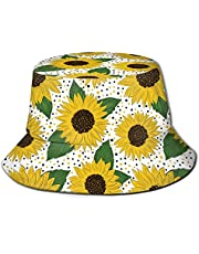 Bucket Hats for Women Men Summer Travel Beach Sun Fisherman Hat