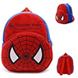 mini yoshi plush - Backpack Schoolbag - Spider Man Design Animal Cartoon Mini Backpack Schoolbag Shoulder Bag Suitable For Babies and Children - Perfect Birthday Gifts - For Kids (Spider Man 2)
