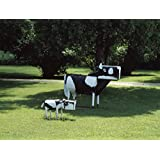 24 x 36 Giclee print ofÊWooden cow and calf mailboxes r17 [between 1980 and 2006] by Highsmith, Carol M.