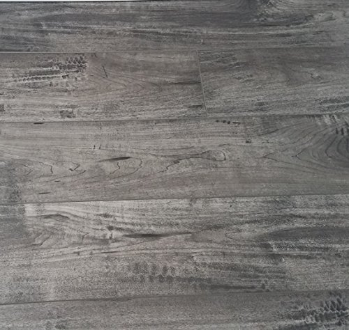 Turtle Bay Floors Waterproof Click WPC Flooring - Crafted Maple High-End Floating Flooring: 4-Colors (SAMPLE, (Maple Natural Hardwood Floors)