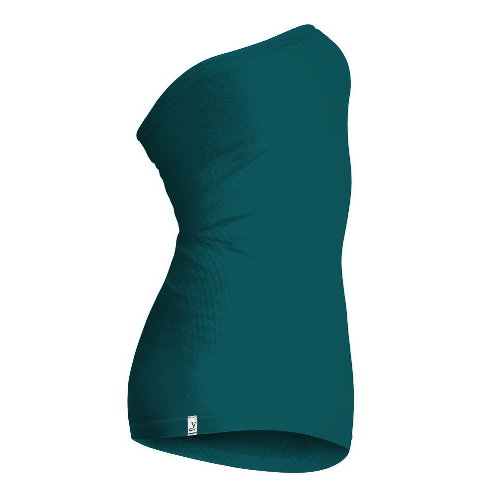 Kidneykaren mid-tube multi-functional tube as a dress, top and skirt Dark Petrol (green) + giftcard