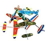 "Foam Glider Planes 5"" Inch - 72 Piece Party Pack"