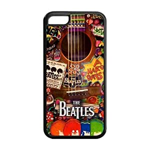 Custom Famous Band The Beatles Cellphone Case for iphone5c JN5C-1513 hjbrhga1544