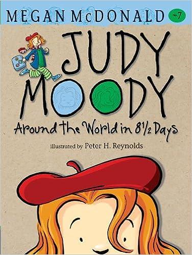 Around The World In 8 1/2 Days (Turtleback School & Library