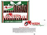Scripture Candy Canes and Bookmarks, 12 Piece