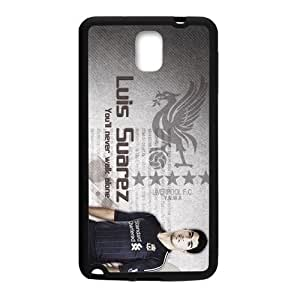 Happy Luis Suarez Cell Phone Case for Samsung Galaxy Note3