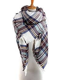 Women's Stylish Warm Blanket Scarf Gorgeous Wrap Shawl
