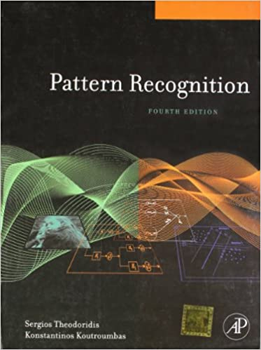Pattern Recognition Fourth Edition Pdf