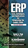img - for ERP: Tools, Techniques, and Applications for Integrating the Supply Chain, Second Edition (Resource Management) by Carol A Ptak (2003-10-20) book / textbook / text book