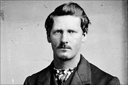 24x36 Poster; Wyatt Earp 1869