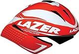 Cheap Lazer Tardiz Helmet Red/ White, M