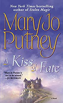 A Kiss of Fate (Guardian Book 1) by [Putney, Mary Jo]