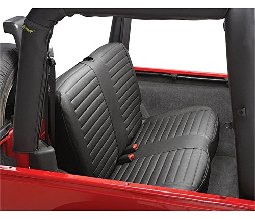 Bestop® 29229-35 Black Diamond Rear Bench Seat Cover for sale  Delivered anywhere in Canada