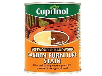 Cuprinol 750ml Garden Furniture Stain teak Toolbank 5158524