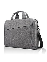 """Lenovo Casual Toploader T210 maletin para portátil 39.6 cm (15.6"""") Toploader Bag Gris - Funda (Toploader Bag, 39.6 cm (15.6""""), Tirante para Hombro, Gris)"""