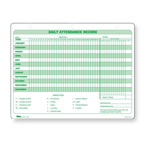 compare price to daily attendance record forms aniweblog org