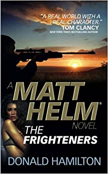 Book Matt Helm - The Frighteners