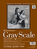 Strathmore 400 Series Gray Scale Pad, Assorted