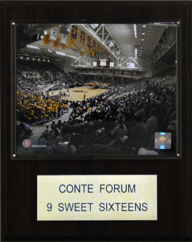 Forum Arena - NCAA Basketball Conte Forum Arena Plaque