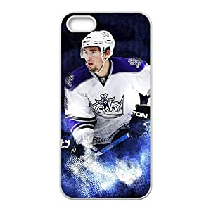 SANLSI NHL Hockey Los Angeles Kings Phone Case for Iphone 5s
