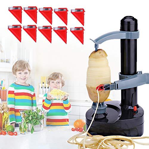 electric potato peeler machine - 9