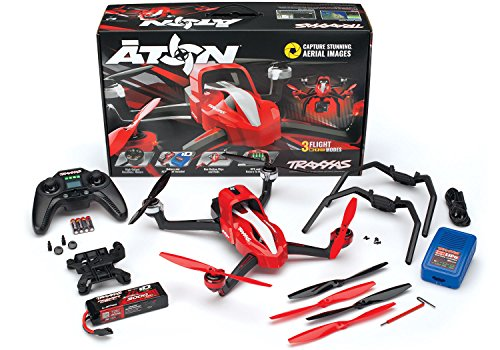 51Fx72DDunL Traxxas Aton Quadcopter with Fixed Camera Mount for GoPro