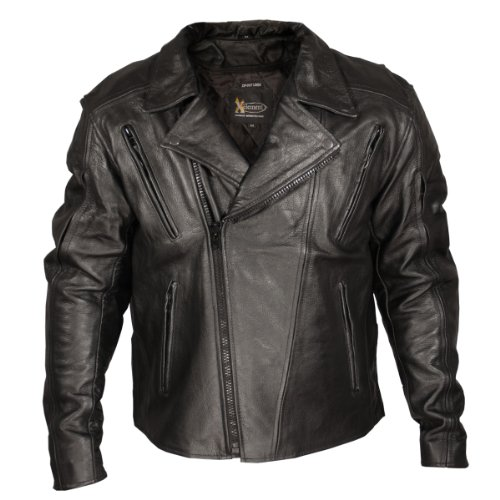 Quality Leather Motorcycle Jackets - 9