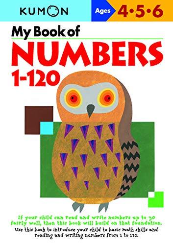 My Book Of Numbers 1-120 (Kumon Workbooks)