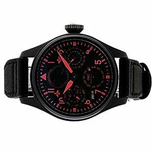 IWC Big Pilot Perpetual Calendar automatic-self-wind mens Watch IW5029-03 (Certified Pre-owned)