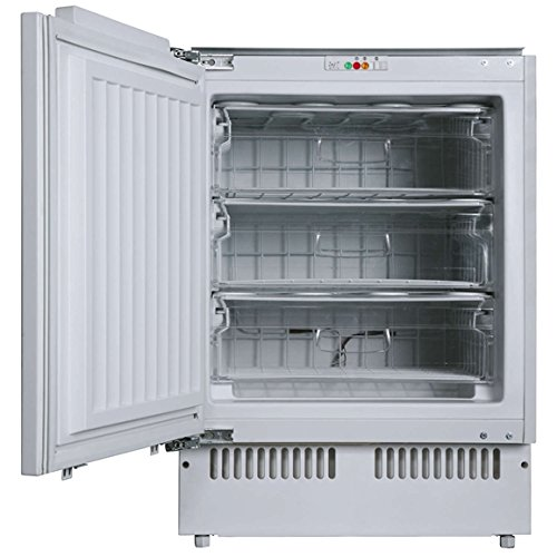 SIA RFU103 Integrated 102L Under Counter Freezer In White A+ Rating [Energy Class A+]