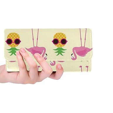 Amazon.com: Monedero de piña personalizado para mujer con ...