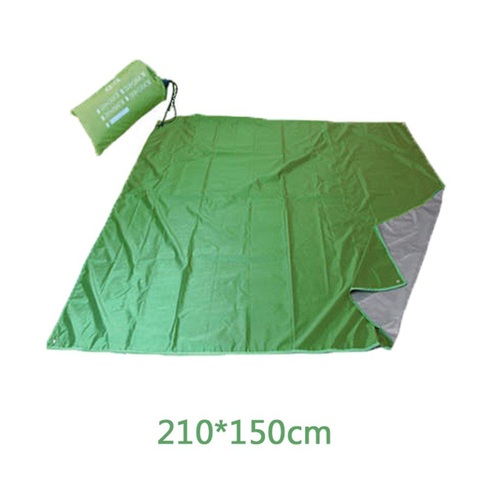 Wasserdichte Portable Beach Blanket Picknickdecke, Pocket-Decke Reise Picknickdecke Kompakt-tarp Camping Decke-A 300x300cm(118x118inch) B07FXPCMC1 | Ausgezeichnete Leistung