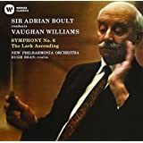ヴォーン・ウィリアムズ:交響曲第6番 揚げひばり