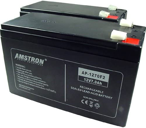 Amstron Replacement UPS Battery for APC APCRBC113