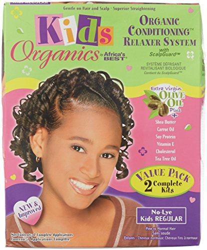 Africa's Best Kids Organics Value Pack Relaxer Kit