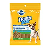 Pedigree Dentastix Daily Oral Care Snack Food for Small/Medium Dogs, 5.57-Ounce Bags, Pack of 10 Bags