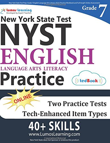 new york test prep grade 7 - 1