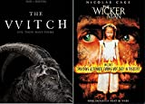 Some Sacrifices Must Be Made Double Feature: THE VVITCH & THE WICKER MAN 2 DVD Bundle