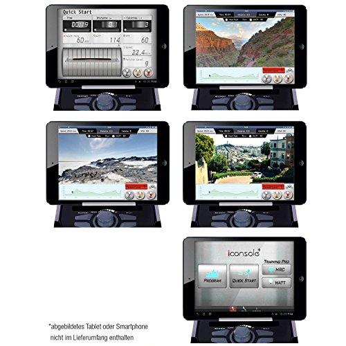 Sportstech CX620 Profi Crosstrainer mit Smartphone App - 6