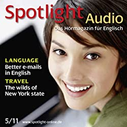 Spotlight Audio - Better e-mails in English. 5/2011