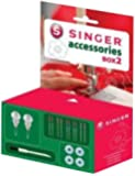 Singer 292118 Boite d'Accessoires 2 couture pour Machine à Coudre