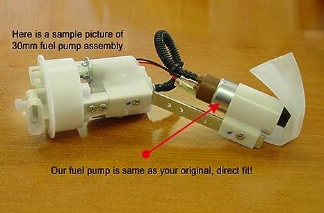 Nuove Moto Pompa Benzina fuel pump per YAMAHA YBR125 YBR 125 Custom RE07 ab 2007-2015
