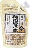 Kuki Jun Neri sesame white stand pack 170g