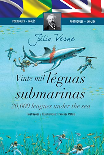 Vinte mil Léguas Submarinas / 20,000 Leagues Under the sea