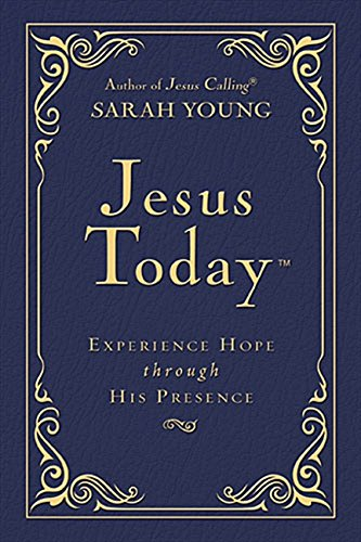 Jesus Today - Deluxe Edition: Experience Hope Through His Presence (Jesus Calling®) thumbnail