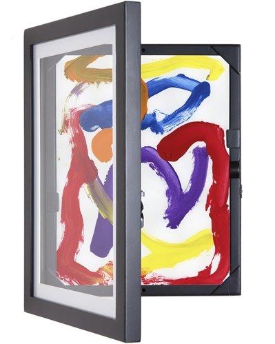 Amazon.com: Li\'l Davinci 9x12 inch Art Frame, Black: Lil Davinci Art ...